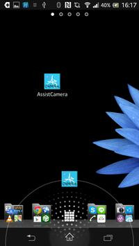 AssistFireSilentCamera (Free) apk screenshot