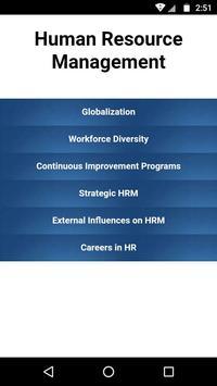 Human Resource Management - An offline app screenshot 1