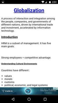 Human Resource Management - An offline app screenshot 5