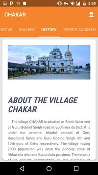 Chakar screenshot 2