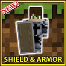 Shield and armor for Minecraft APK