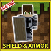 ikon Shield and armor for Minecraft