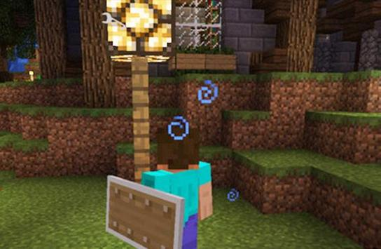 Shield and armor for Minecraft screenshot 1