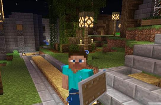 Shield and armor for Minecraft screenshot 2
