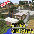 Cities and villages for minecraft APK