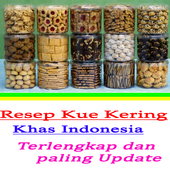 Resep Top Kue Kering icon