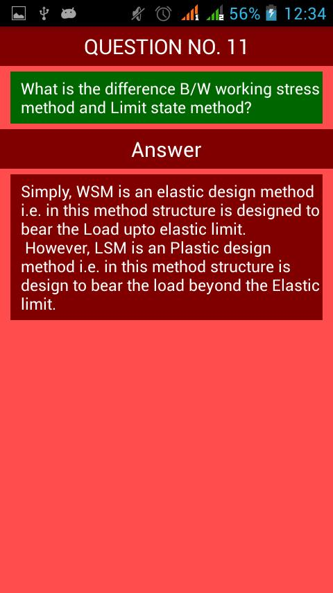 Civil Engineering Interview Questions For Android Apk Download