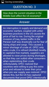 Economics Interview Questions screenshot 2