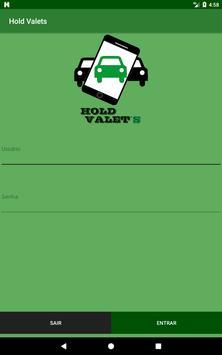 Hold Valets poster