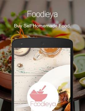 Foodieya poster