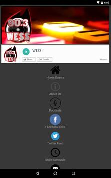 90.3 WESS screenshot 2