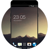 Theme for HTC One E9+ HD icon