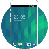 Theme for HTC One HD icon