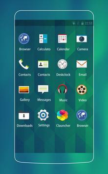Theme for HTC One HD apk screenshot
