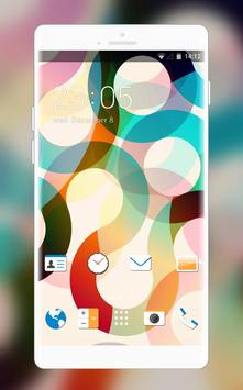 Abstract Minimal Theme for HTC Desire 820G poster