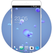 Theme for HTC U11 HD icon