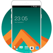 Theme for HTC 10 HD icon
