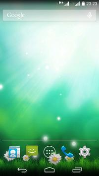 Green Aurora Live Wallpaper screenshot 5