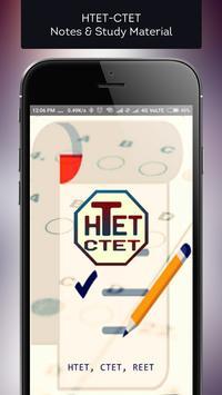 HTET-CTET poster