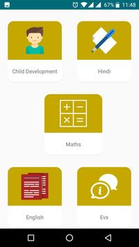 Htet Preparation app in hindi poster