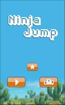 Ninja Jump Konoha poster