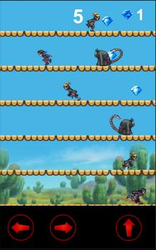 Ninja Jump Konoha apk screenshot