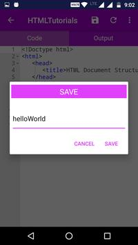 HTML TUTORIAL : GUIDE FOR  LEARNING HTML screenshot 6