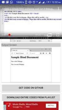 Learn HTML - SFC screenshot 4