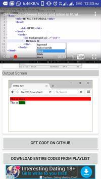 Learn HTML - SFC screenshot 6