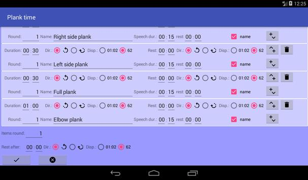 Plank time screenshot 10