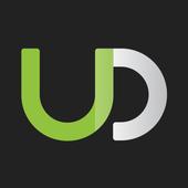 UniDeb Campus App icon