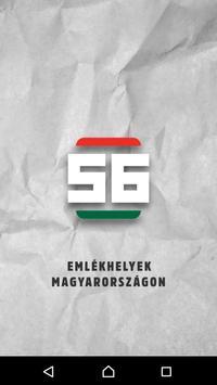 56 Kataszter poster