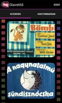 Stripfilm - vintage comics poster