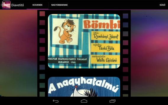 Stripfilm - vintage comics apk screenshot
