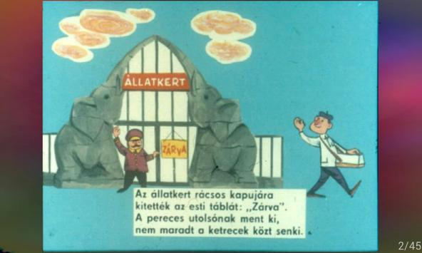 Stripfilm - vintage comics screenshot 6