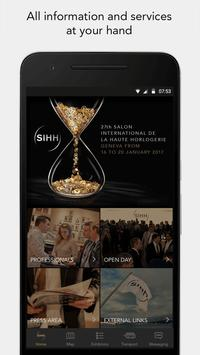 SIHH Official poster