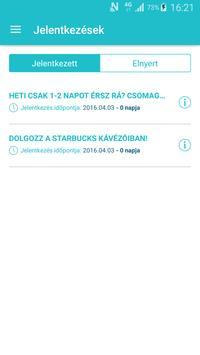 euCSOPORT Diákmunka apk screenshot