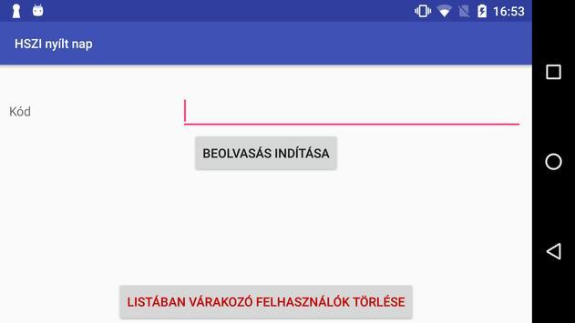 HSZI nyílt nap (Unreleased) screenshot 1