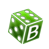 Bash dice game icon