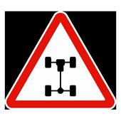 GPS-ART Tengelyszámváltó icon