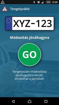 GPS-ART Tengelyszámváltó apk screenshot