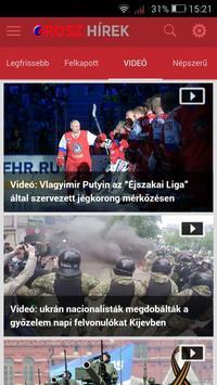Orosz Hírek 1.0.0 screenshot 3
