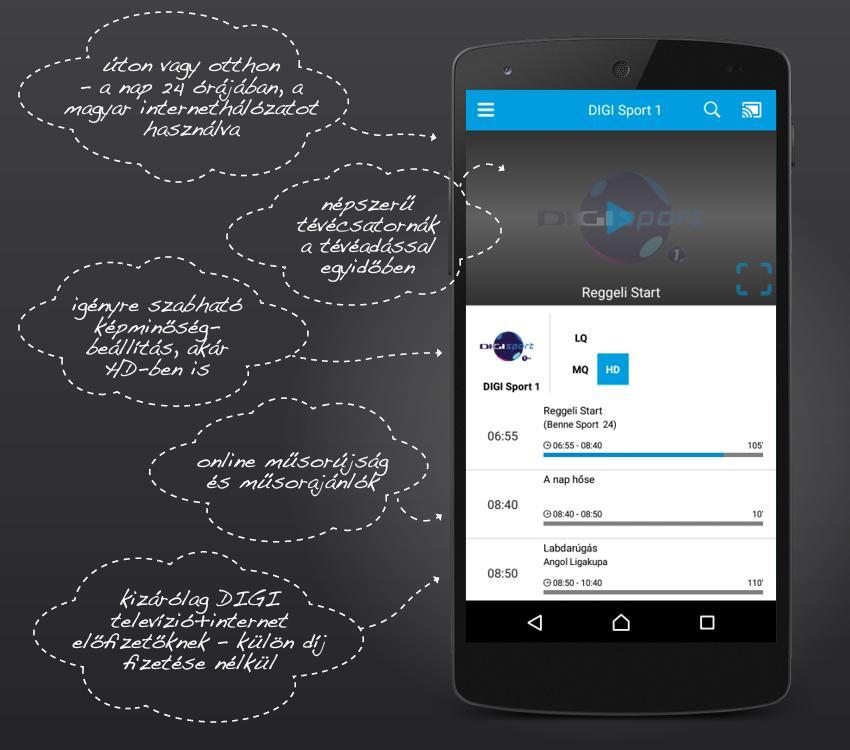 DIGI Online HU for Android - APK Download
