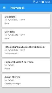Szoboszló Szolgáltatásai screenshot 4