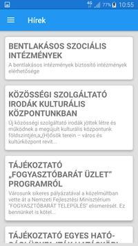 Szoboszló Szolgáltatásai screenshot 5
