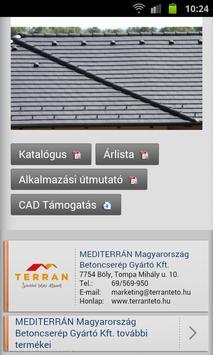 Éptár építőanyag katalógus apk screenshot