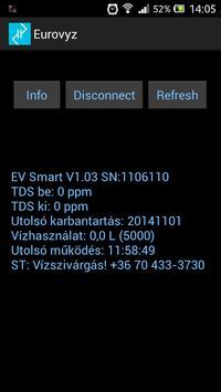 Eurovyz apk screenshot