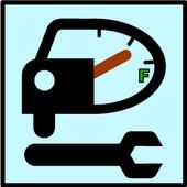 Vehicle Admin (fuel logger) icon
