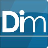 Dimag Reader icon