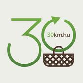 30km icon